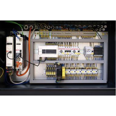 ARG 330 DC S.A.F. - полуавтоматический двухколонный ленточнопильный станок